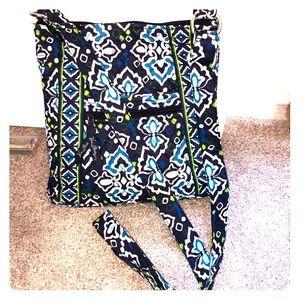 Vera Bradley cross body purse